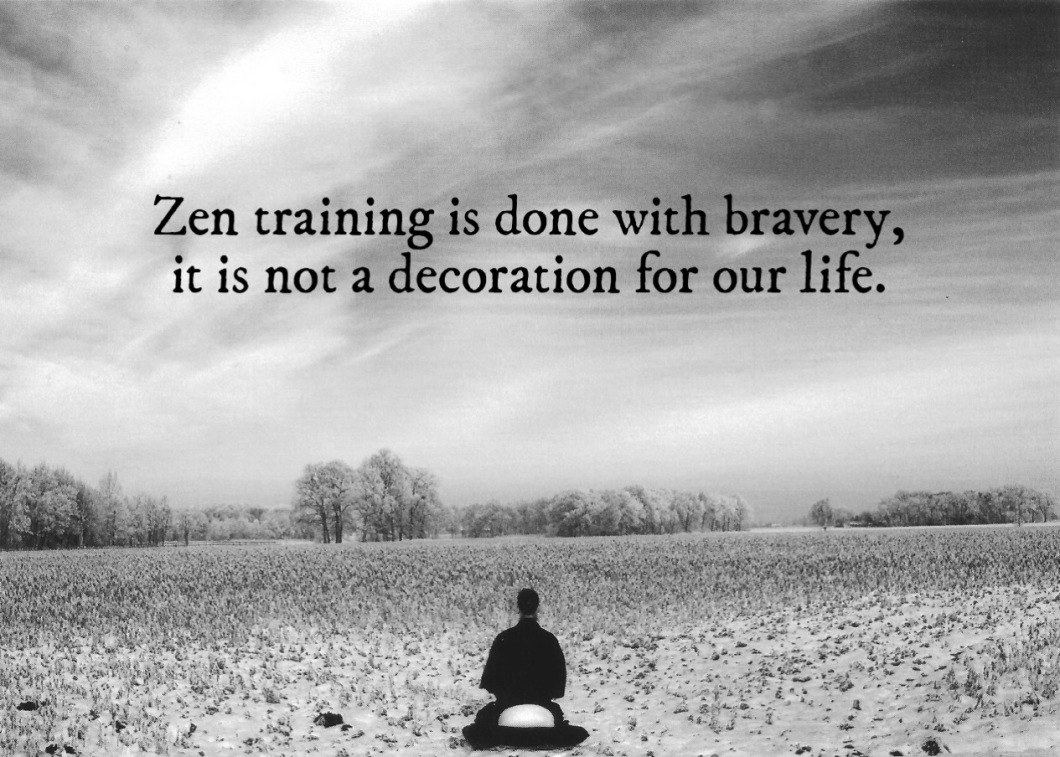 Quotes Zen Quotes From The Roshi  Rinzai Zen Dublin